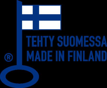 Avainlipputuote - Valmistettu Suomessa