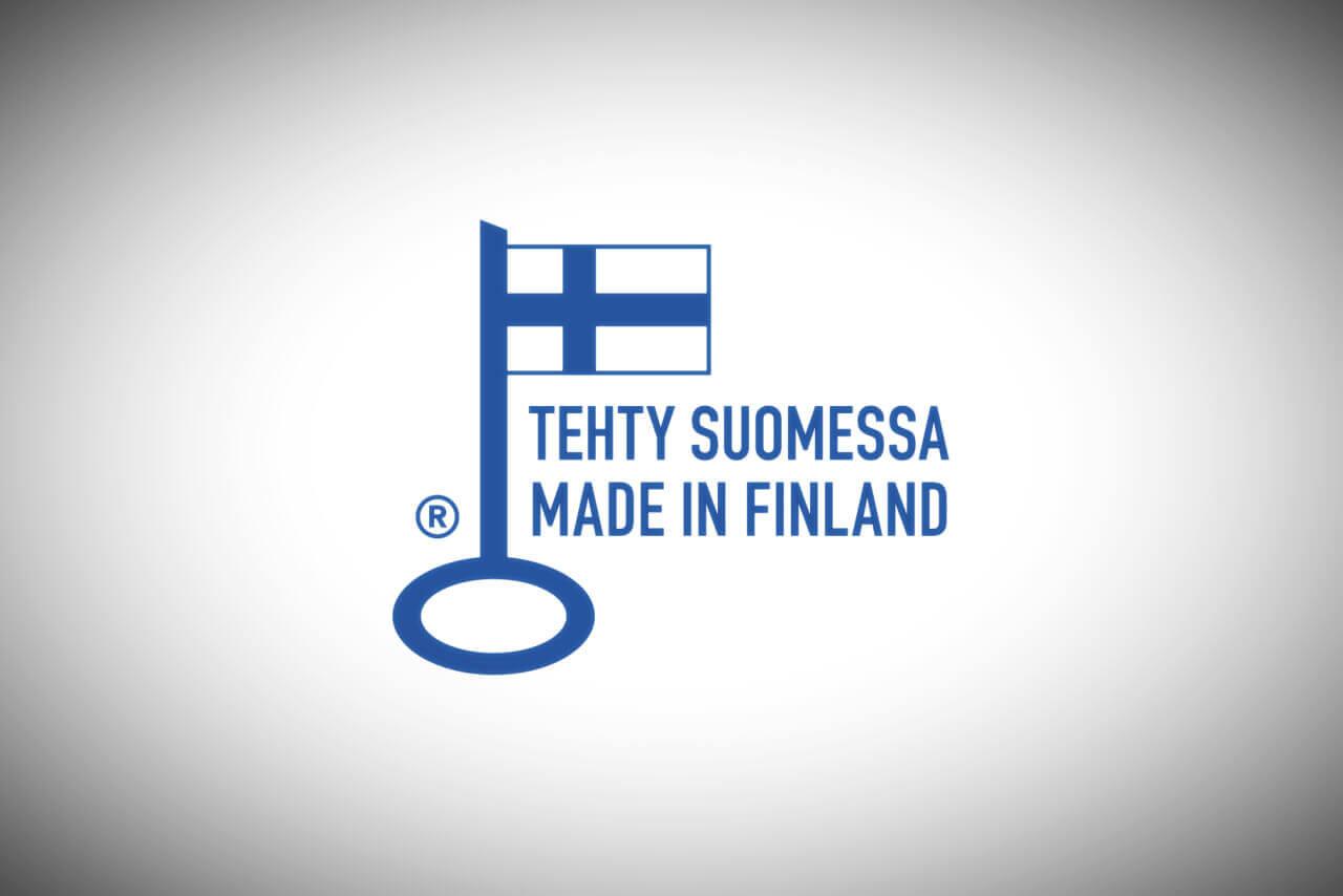 Avainlippu - Tehty Suomessa - Made in Finland